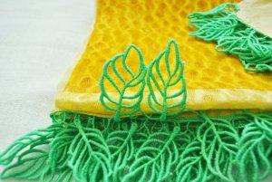 pineapple-scarf